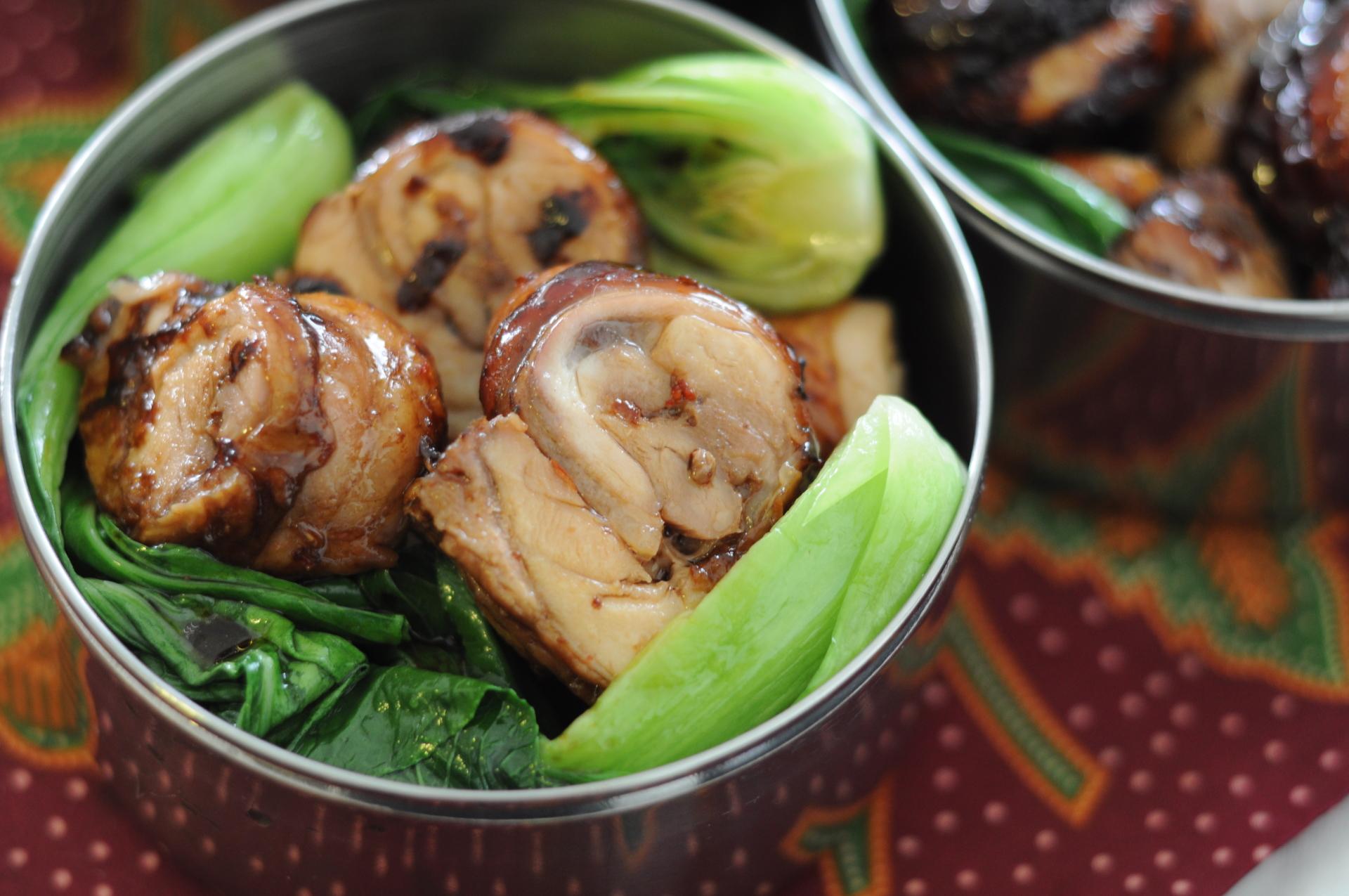 Recipe: 5 Spice Roast Chicken Medallions