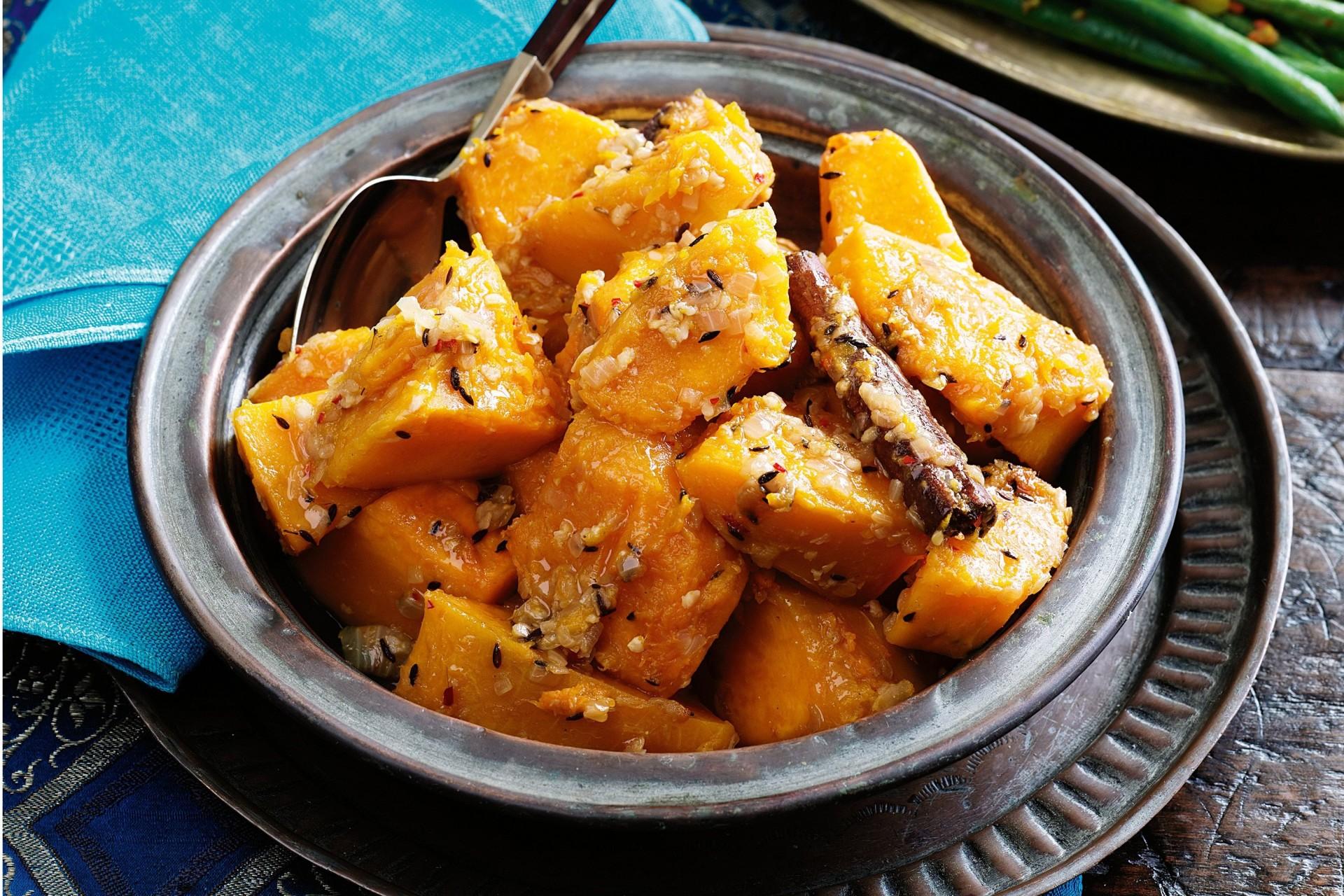 Recipe: Pumpkin Curry