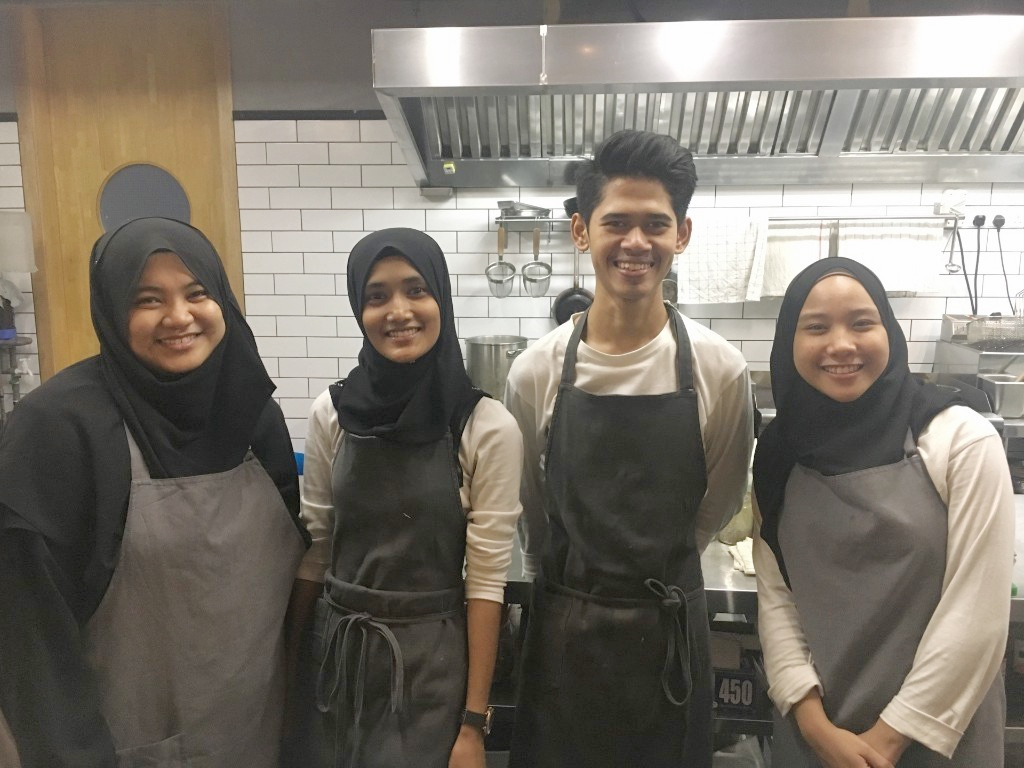 Apprentice Nabil: A Year in Review