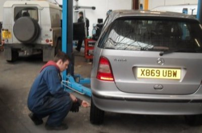 Car Bodywork Repairs Berkhampsted