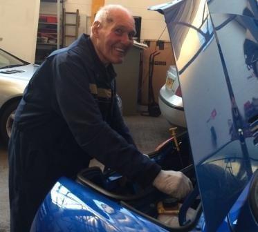 Terry Lingard of TA Lingard Motors