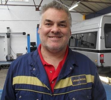 Tony Lingard of TA Lingard Motors