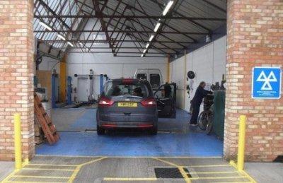 Garage MOT Testing Berkhampsted