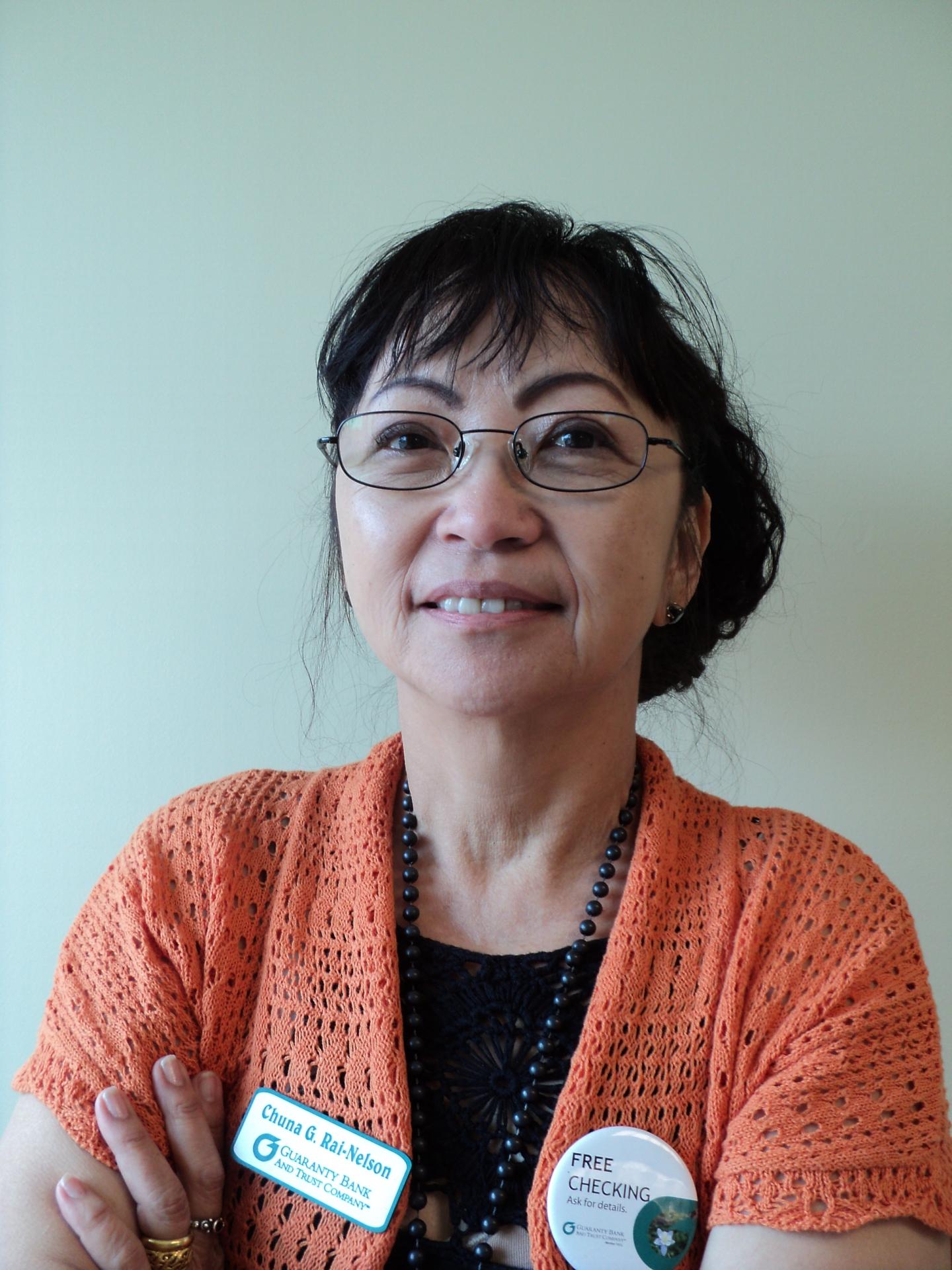 Chuna G. Rai-Nelson