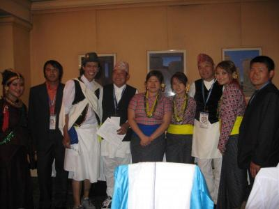 UKROA participation in ANA 2007