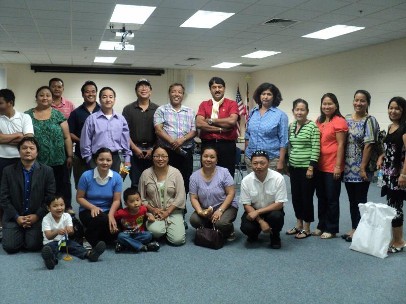 Participants of Interaction Program