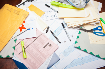 Don't Let Organization Become a Distraction