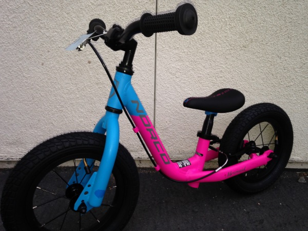 Ninja 10' ( Run Bike )