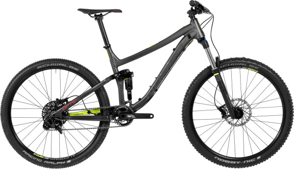 2017 Norco Optic ( Aluminum ) Medium