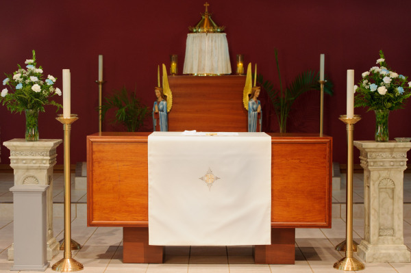 The Tabernacle of the Living God