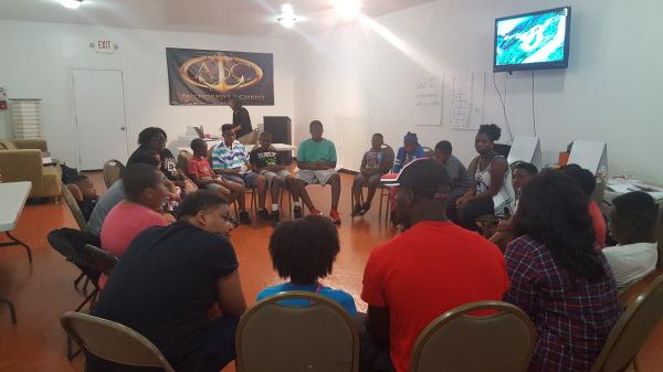 Generation Success Community Circle