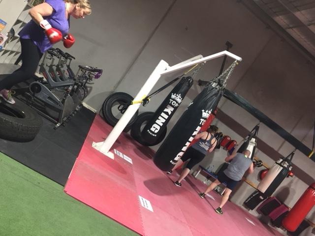 Circuit Boxing