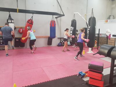 Boxing Blitz