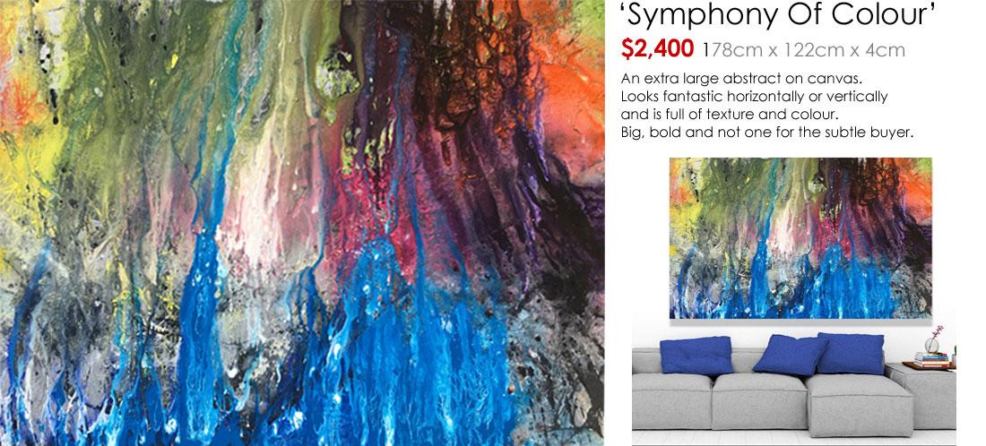 Symphony Of Colour