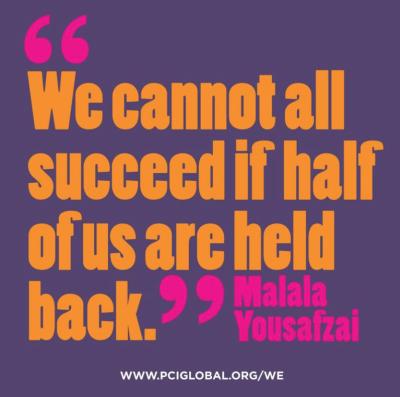 Quote by Malala Yousafzai