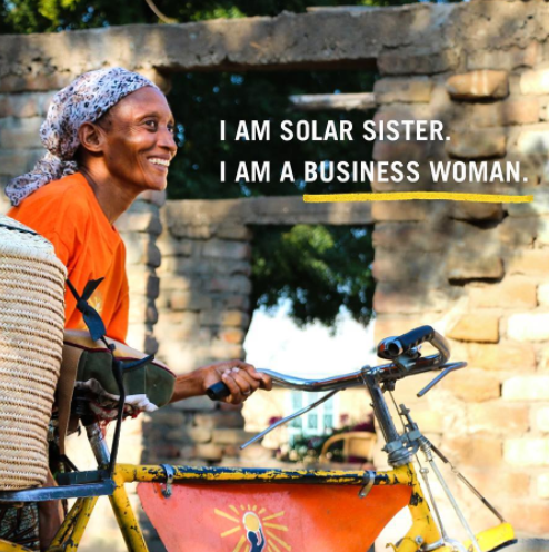 Together for Solar Sisters