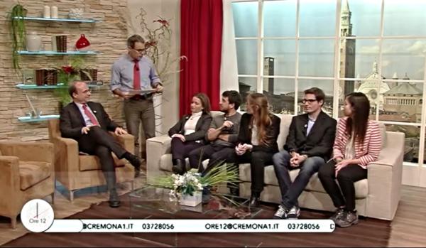 TV Cremona Studio 1