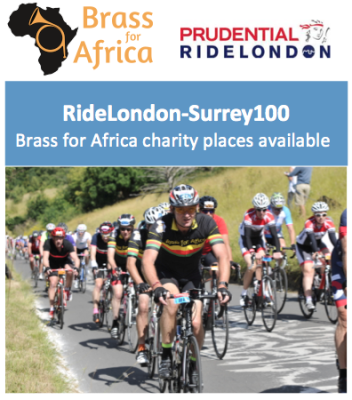 LondonRide 100 places available