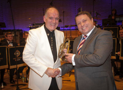 Live Auction: An Illustrious Cornet donated to Brass for Africa from Phillip McCann