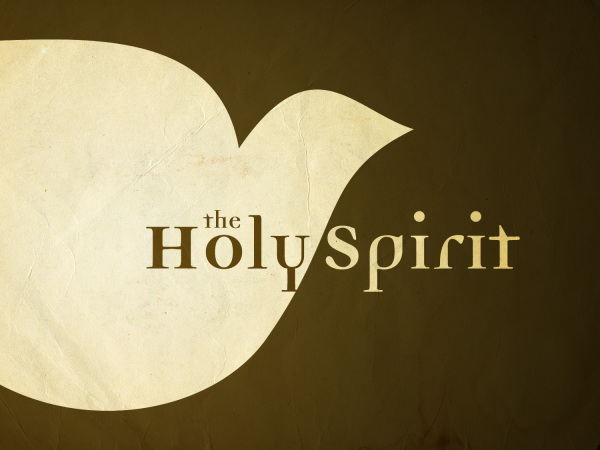 Beginning and Ending by the Spirit