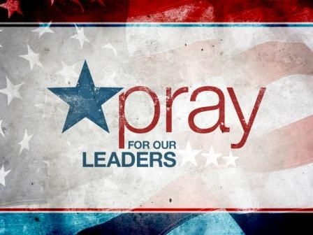 Pray for Our Leaders