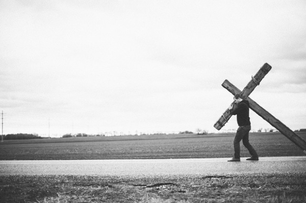 Deny Yourself, Take Up Your Cross, Follow Jesus
