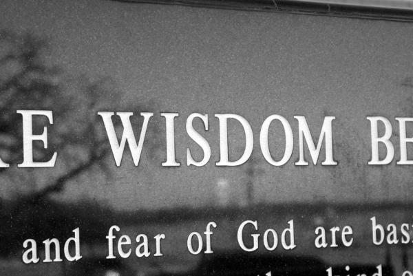 What is True Wisdom?