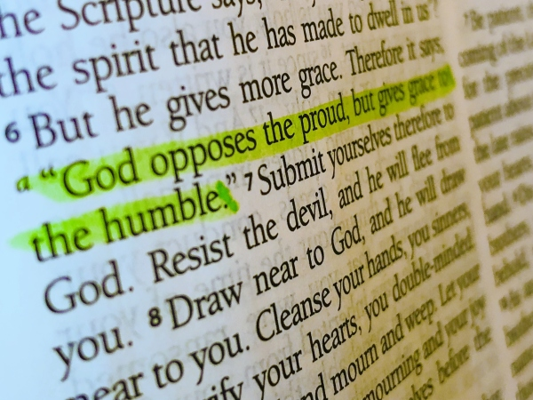 Being Opposed by God