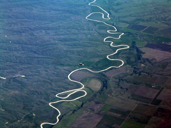 The Winding River Still Flows into the Sea
