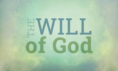God's Will: Eternal Life