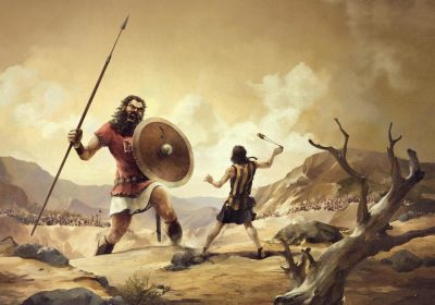 What's the Real Point of David and Goliath?