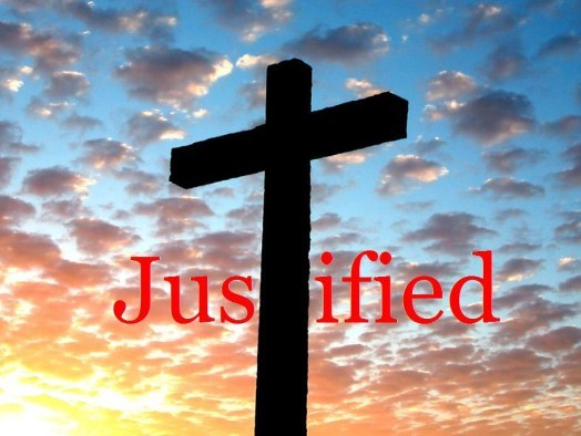 Justified Through Faith, Not The Law