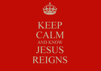 The Lord Reigns (Even on Election Day)