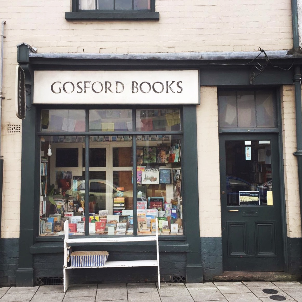 Quirky Book Shops