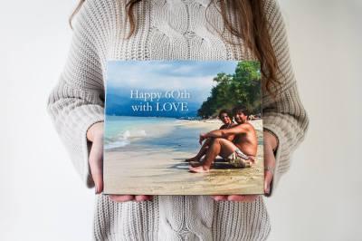 Joe's 60th Surprise Book