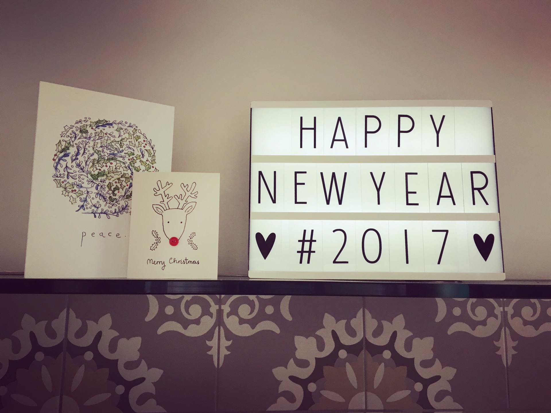 Happy New Year #2017