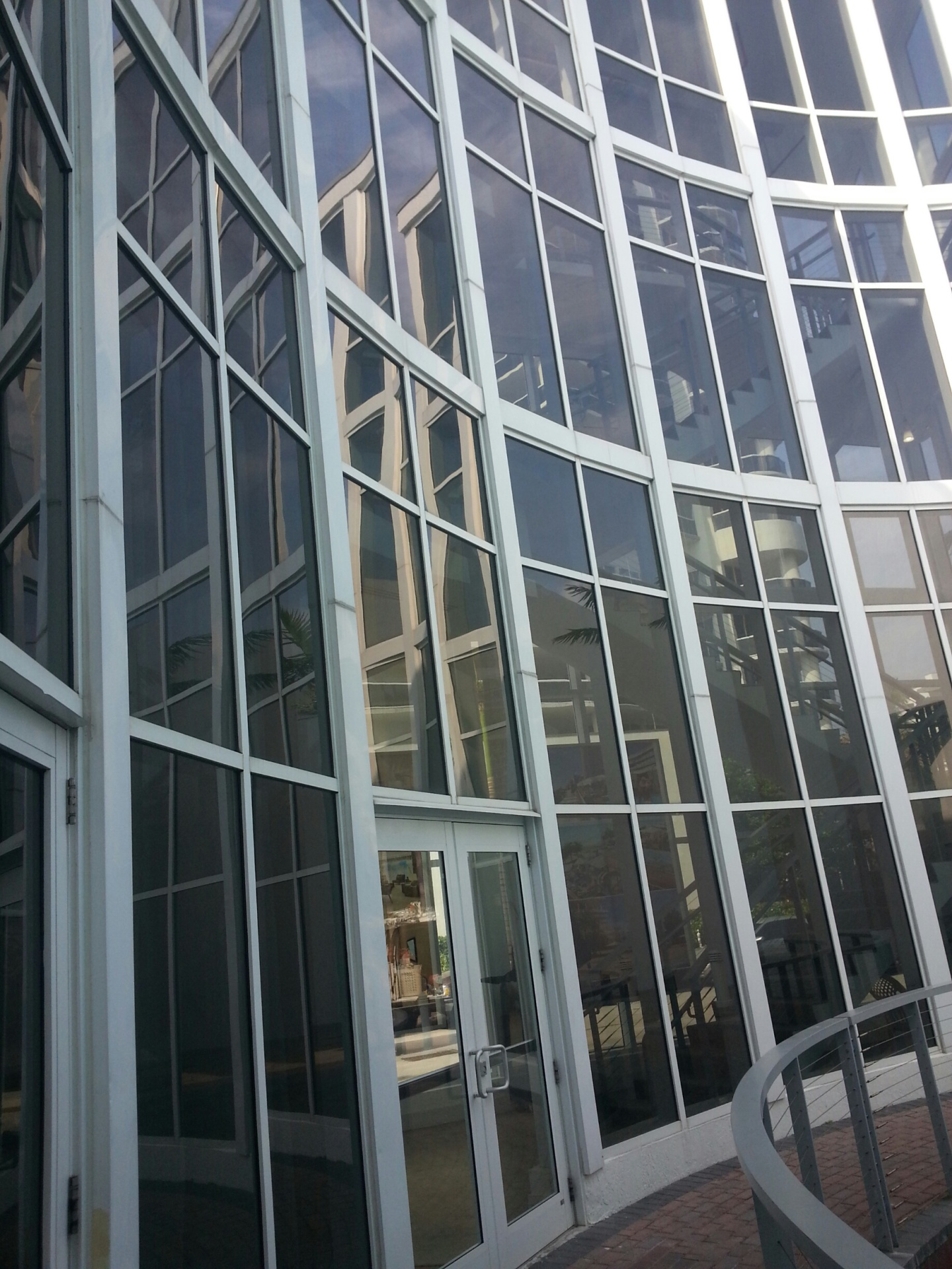 Tharsys Window Cleaning LLC Commercial When Requested
