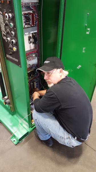 How to handle a Machine Break-Down