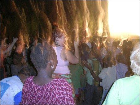 baptize by holy fire