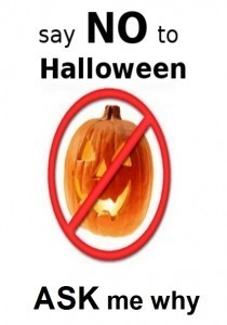 Halloween: WWJD