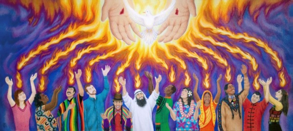 This Pentecost, you must be baptized in the fire!