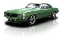 1969 gm camaro ss