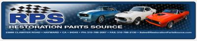 rps restoration parts source