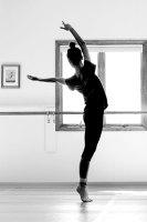 dancer at ballet arts