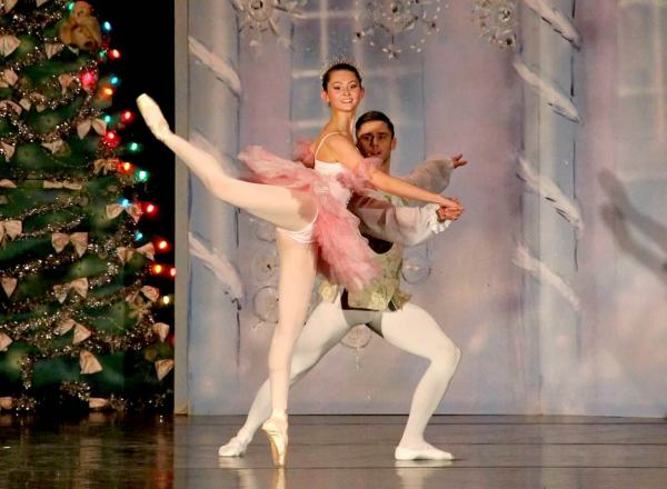 Ballet Arts Nutchacker performance in Emerson New Jersey
