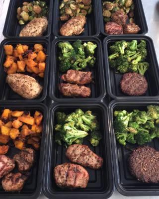 Healthy ToGo Meals