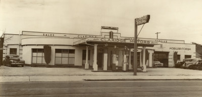 Claridge Motors of yesteryear