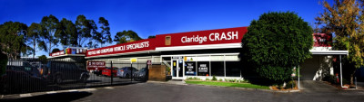 Claridge Crash Repairs c.2009