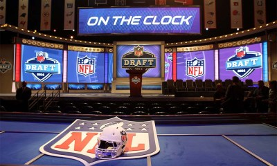 TO ALL NFL DRAFTEES: YOUR LEGACY BEGINS TODAY