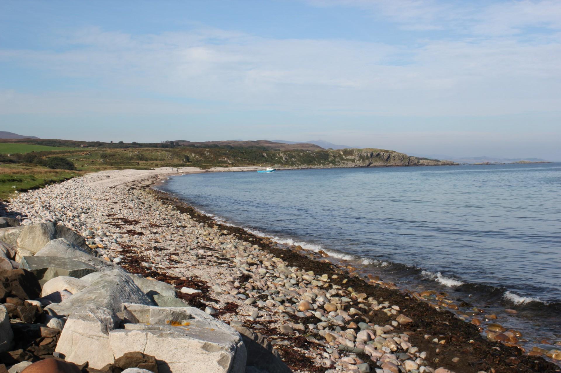 Claggan Bay